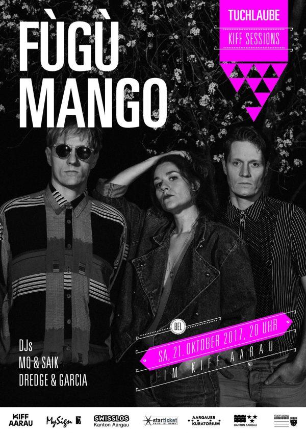 Tuchlaube KIFF Session Fugu Mango