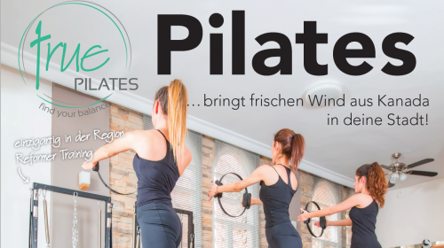 True Pilates Aarau Petra Huber