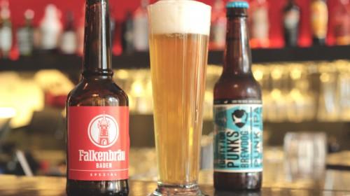 neues Bier Tuchlaube