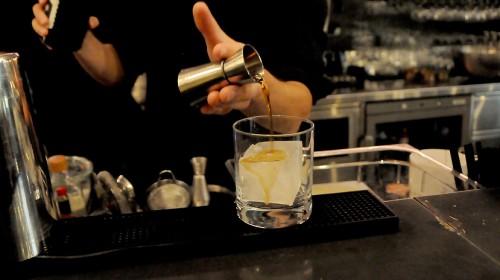 Bartender Tuchlaube